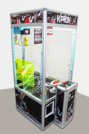 Игровые автоматы с игрушками бу слот автоматы fruit cocktail скачать
