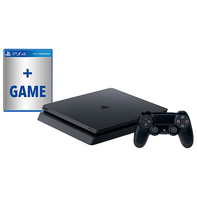 Аренда PlayStation 4 + 4 игры