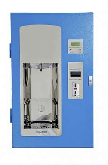 Аппарат по продаже воды чистой питьевой воды ВВ