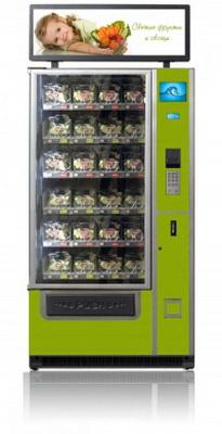 Автомат по продаже овощей и фруктов