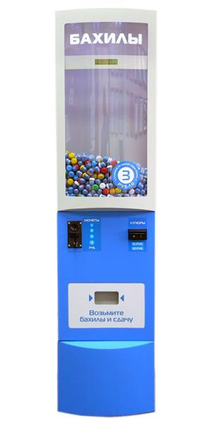 Вендинговые БУ механические торговые автоматы