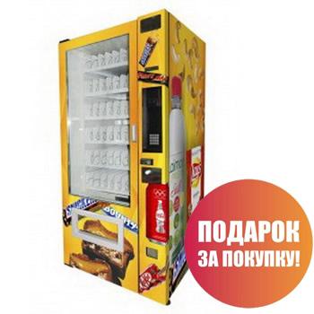 Каталог вендинговых снековых автоматов БУ