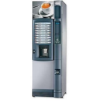 Каталог вендинговых кофе автоматов Necta